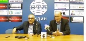 04.18.2013 Иван Костов и Момчил Станков