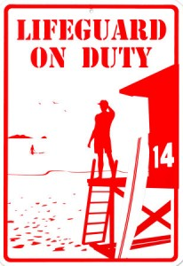 SF67~Lifeguard-On-Duty-Posters